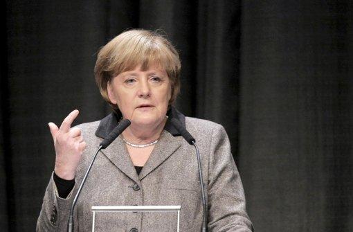 CDU-Chefin Merkel bereitet den nächsten Kurswechsel vor. Foto: dpa