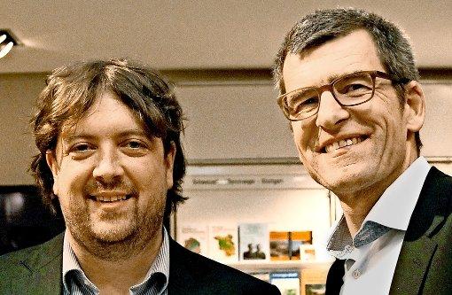 Stuttgarter Zeitung – Ziedler übergibt an Grabitz