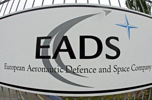 Einigung zu EADS-Pakt steht