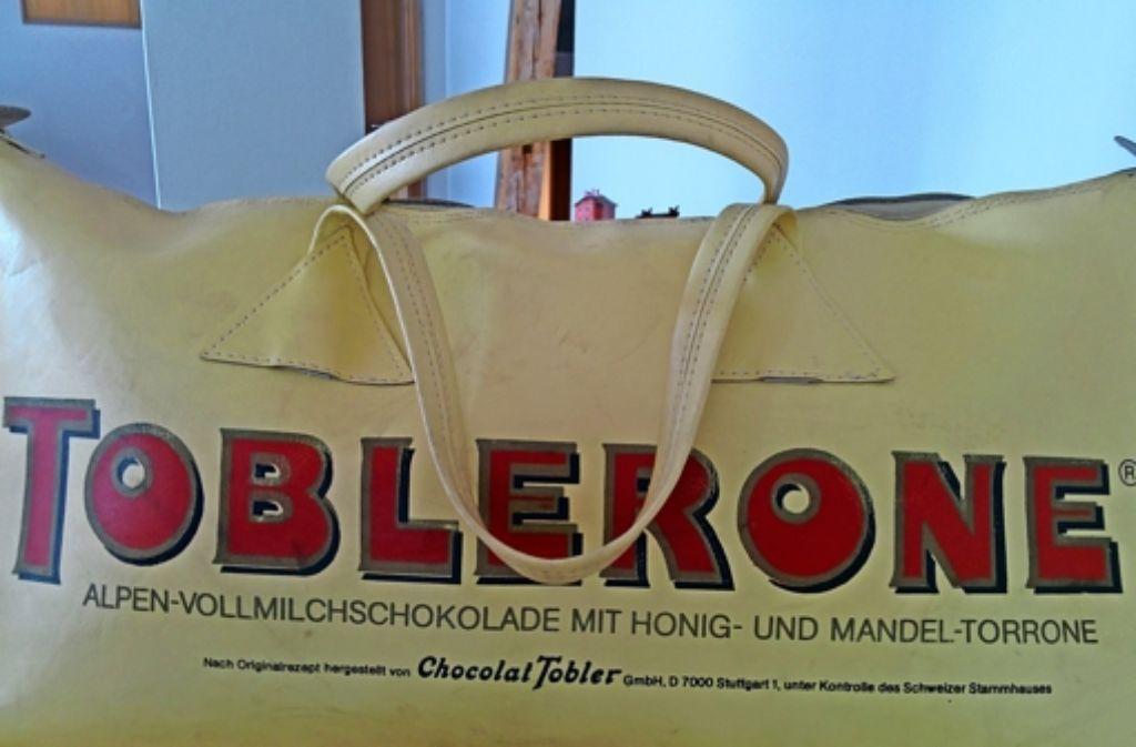 Die Toblerone ist nur ein Beispiel für viele bekannte Produkte, die einst im Stuttgarter Osten produziert wurden. Foto: Jürgen Brand