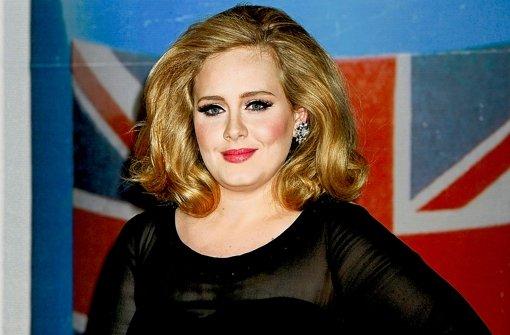 Sängerin Adele bringt Sohn zur Welt