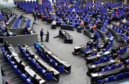 Das sind die Beschlüsse der Marathonsitzung im Bundestag