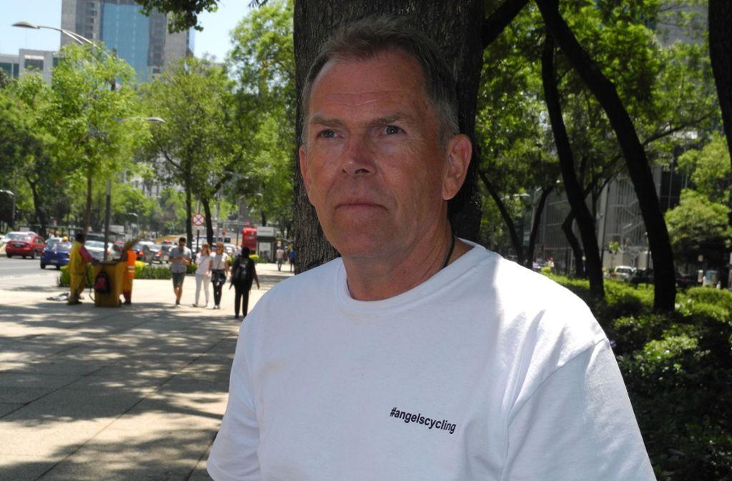 Rainer Hagenbusch hat noch viele Fragen zum Tod seines Bruders – nicht alle werden in Mexiko beantwortet. Foto: dpa