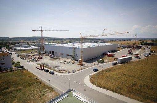 Drei Millionen Euro für Gewerbegebiete