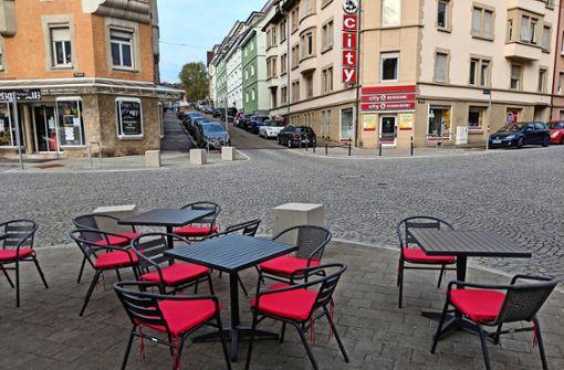 Weniger Parkplätze, dafür mehr Platz für Fußgänger