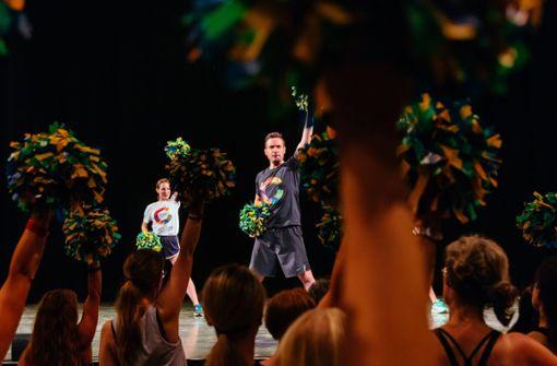 Beim Colours International Dance Festival macht Choreograph Eric Gauthier Stuttgart zum dritten Mal zur Tanzstadt.