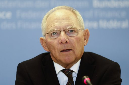 Schäuble entdeckt Gründer