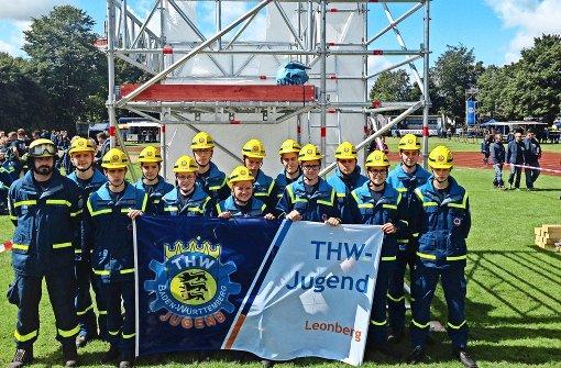 THW-Jugend aus Leonberg  ist Bundessieger