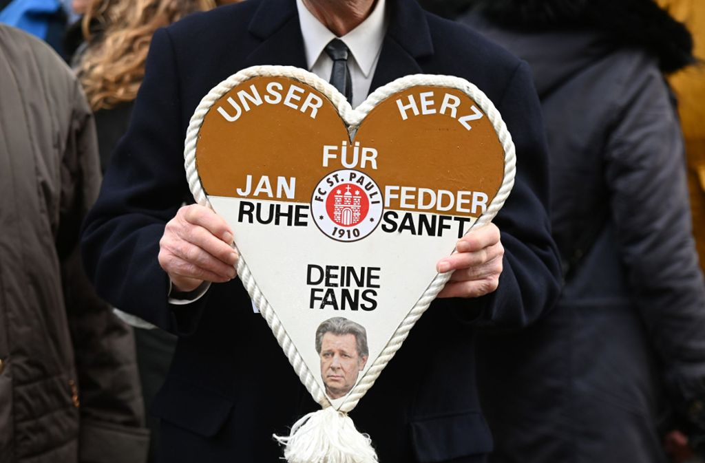 Trauerfeier Hamburg
