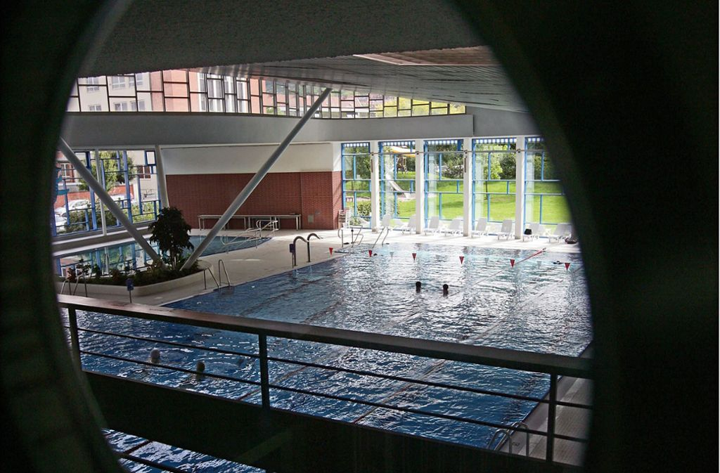 Das Leo-Vetter-Bad kann wieder besucht werden. Foto: Achim Zweygarth