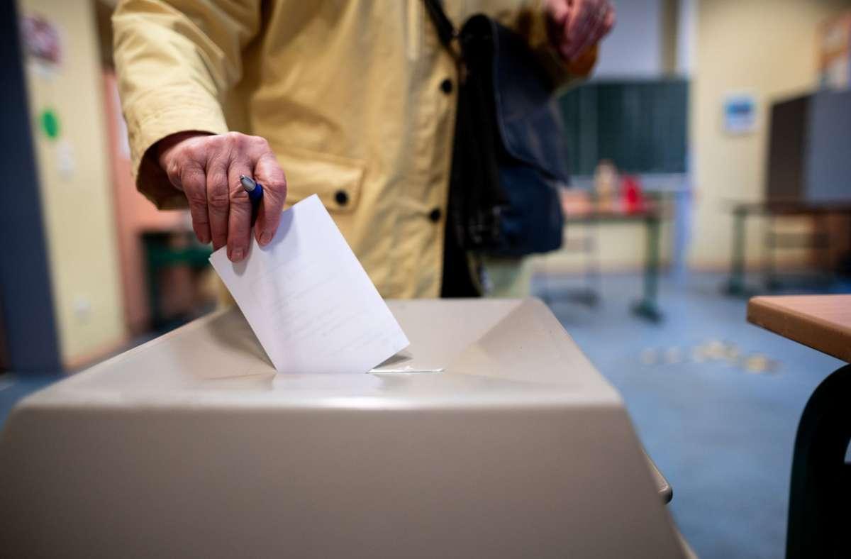 Die Bürger haben in Nordrhein-Westfalen über ihre zukünftigen Oberbürgermeister abgestimmt. Foto: dpa/Fabian Strauch