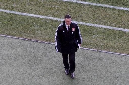 Van Gaal darf Saison zu Ende bringen