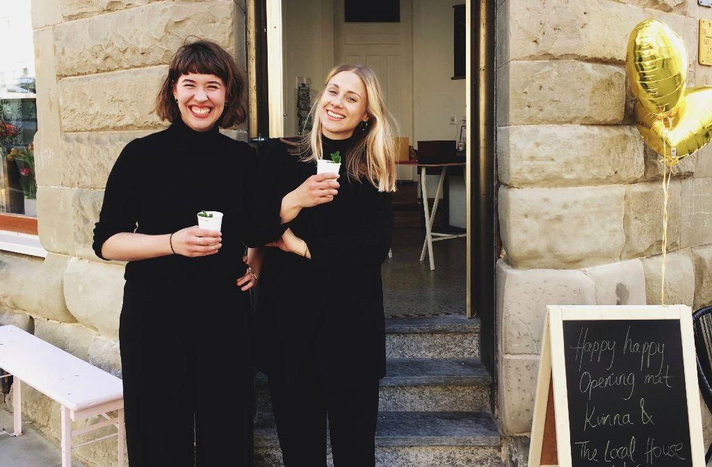 Im Stuttgarter Westen wurde das gemeinsame Studio-Opening von The Local House und Kvinna gefeiert.  Foto: Tanja Simoncev