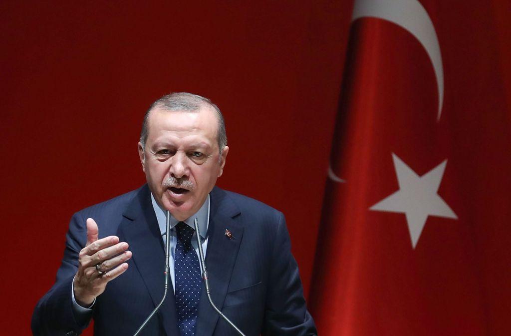 Recep Tayyip Erdogan will den Hanf-Anbau in der Türkei wieder einführen. Foto: AFP