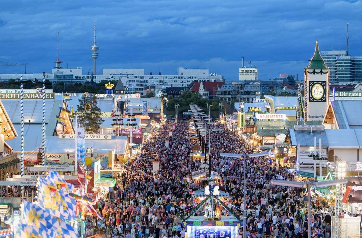 Das Oktoberfest fällt in diesem Jahr dem Corona-Virus zum Opfer. Gaudi soll es in München trotzdem geben. Foto: