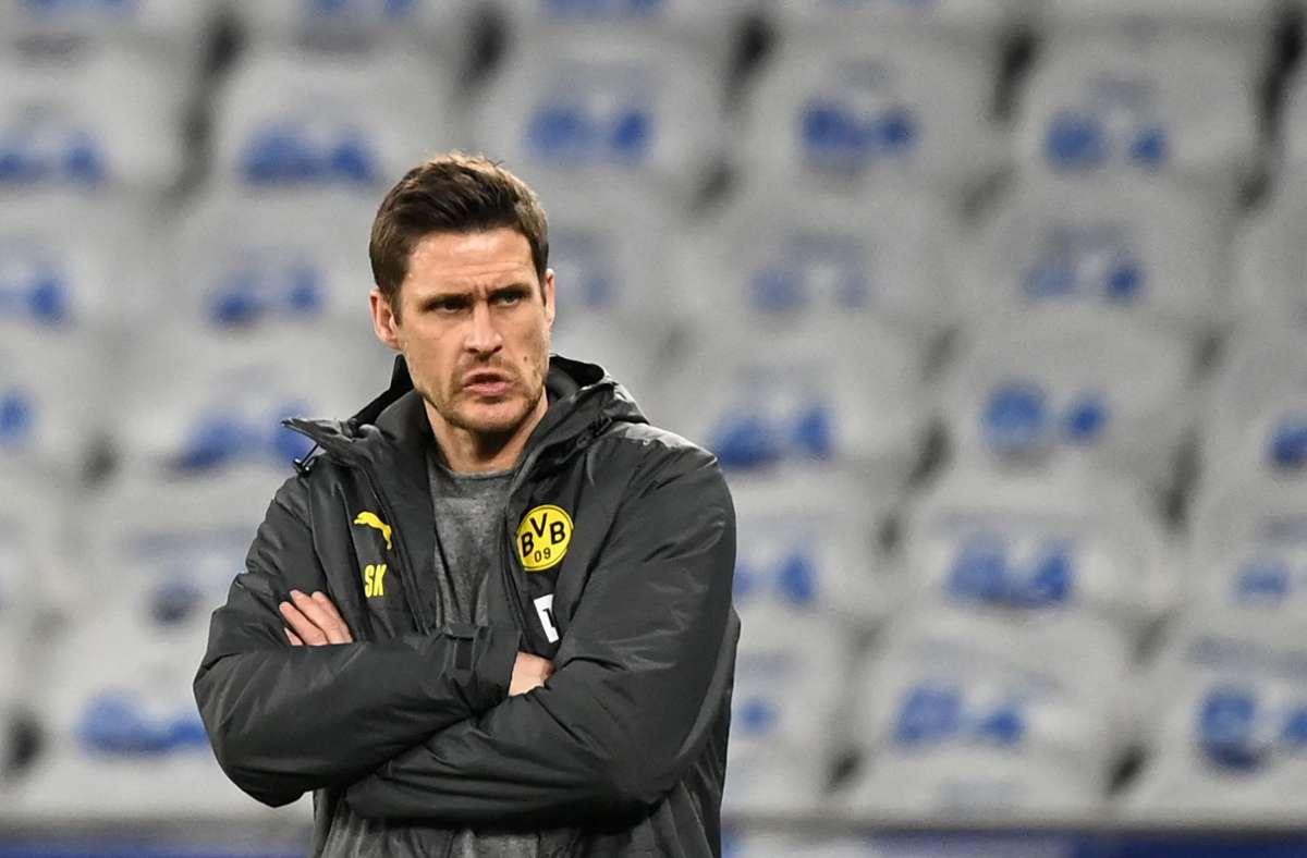 Ex-Nationalspieler Sebastian Kehl soll Nachfolger von Michael Zorc werden. Foto: AFP/INA FASSBENDER