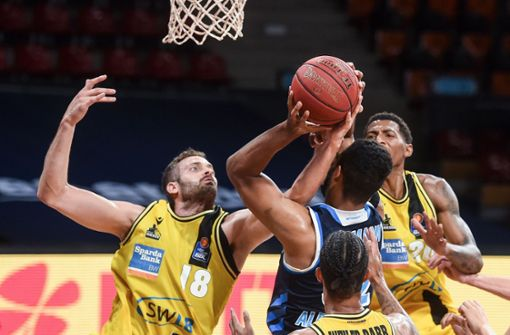 Alba Berlin gewinnt Basketball-Meisterschaft