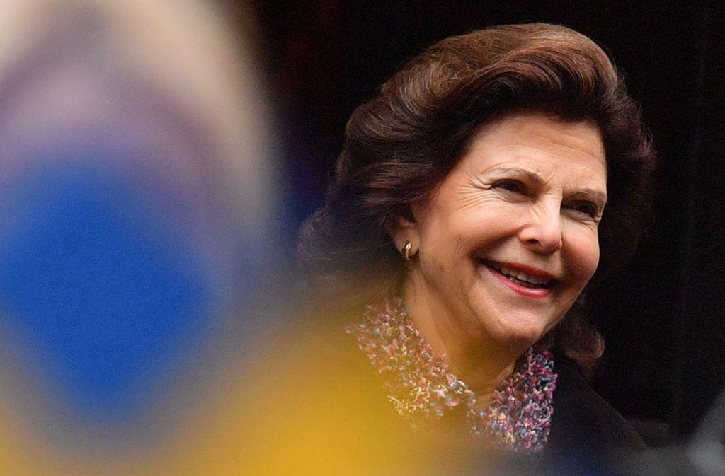 Königin Silvia besucht Baden-Württemberg Foto: dpa/Hendrik Schmidt