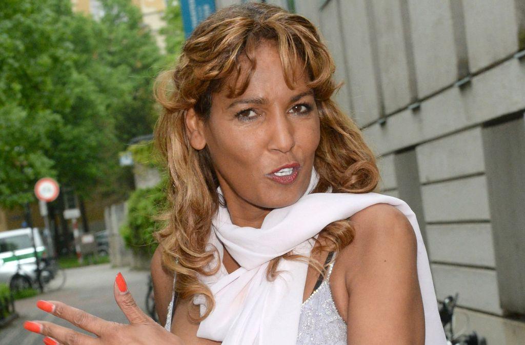 Moderatorin, Sängerin, Autorin, Bohlens Ex: Nadja Abd el Farrag ist hauptsächlich wegen ihrer früheren  Beziehung zu Deutschlands Pop-Tausendsassa prominent. Foto: dpa