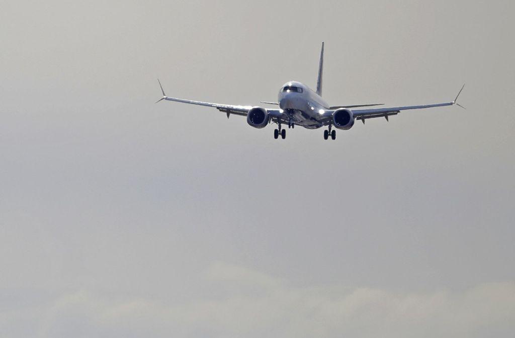 Fliegen ist besonders klimaschädlich. Foto: AP