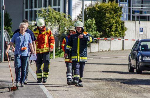 Falscher Gasalarm in Flacht