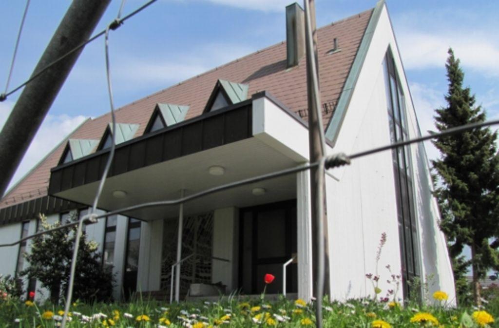 Die Stadt hat Interesse an dem Gebäude der Neuapostolischen Kirche. Foto: Judith Sägesser