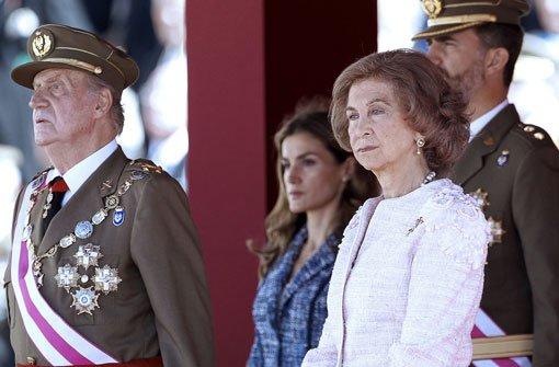 Preußische Strenge auf dem spanischen Thron