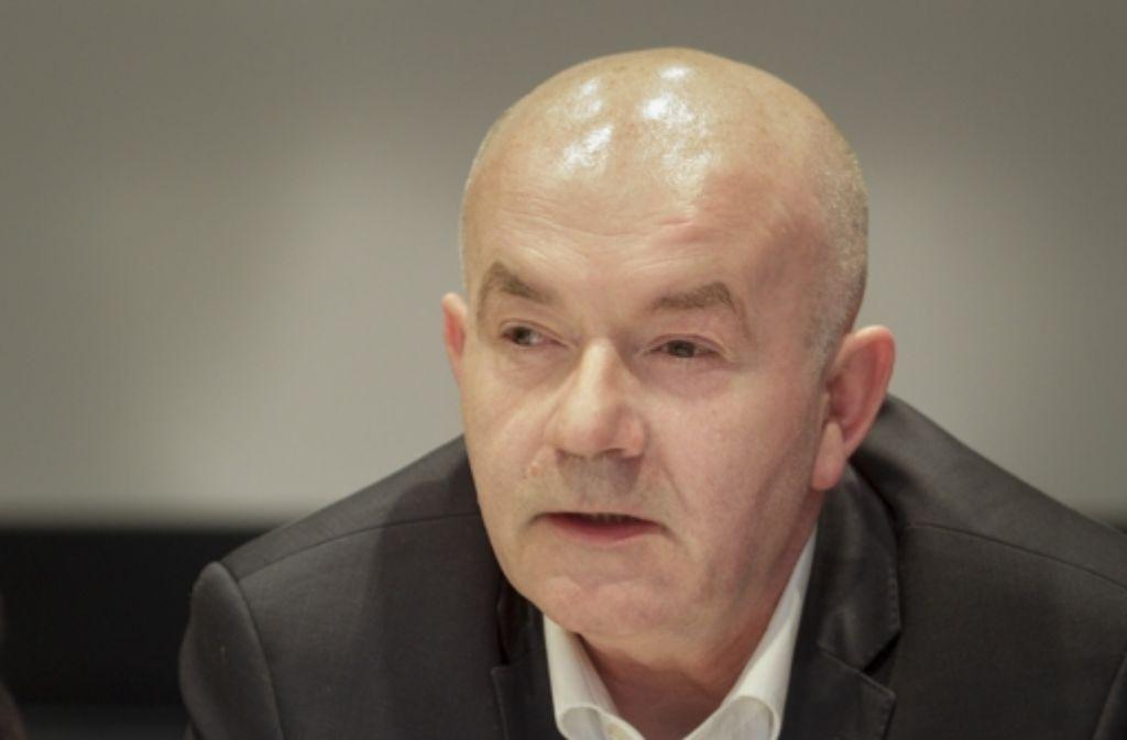 Detlev Zander kritisiert die evangelische Brüdergemeinde. Foto: factum/Granville