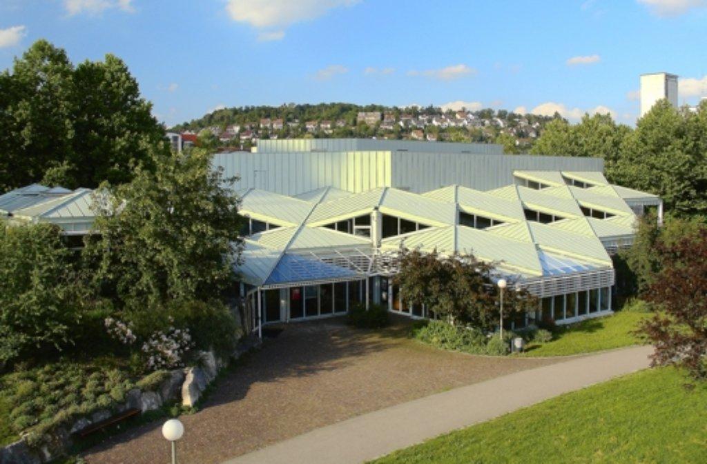 In der Stadthalle gibt es kaum noch Eigenveranstaltungen Made in Leonberg. Foto: LKZ Archiv
