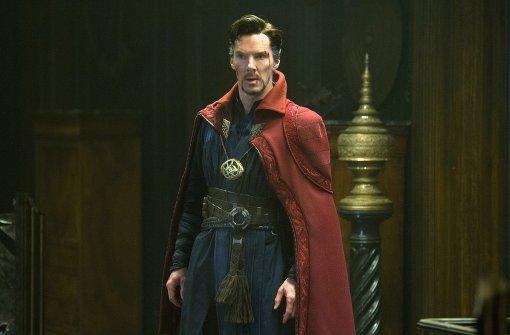 """Superheldenfilm """"Doctor Strange"""" feiert US-Premiere"""