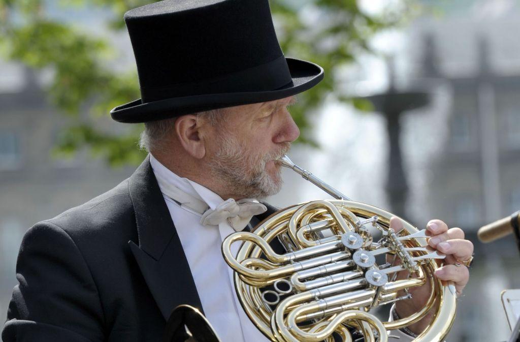 Rudolf Diebetsberger spielt seit 14 Jahren Spenden ein. Foto: Kraufmann