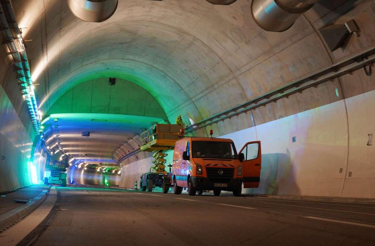 Auch Kommunalpolitiker wollen bei den beschlossenen verkehrsberuhigenden Begleitmaßnahmen parallel zur Inbetriebnahme des Rosensteintunnels aufs Tempo drücken. Foto: Andreas Rosar