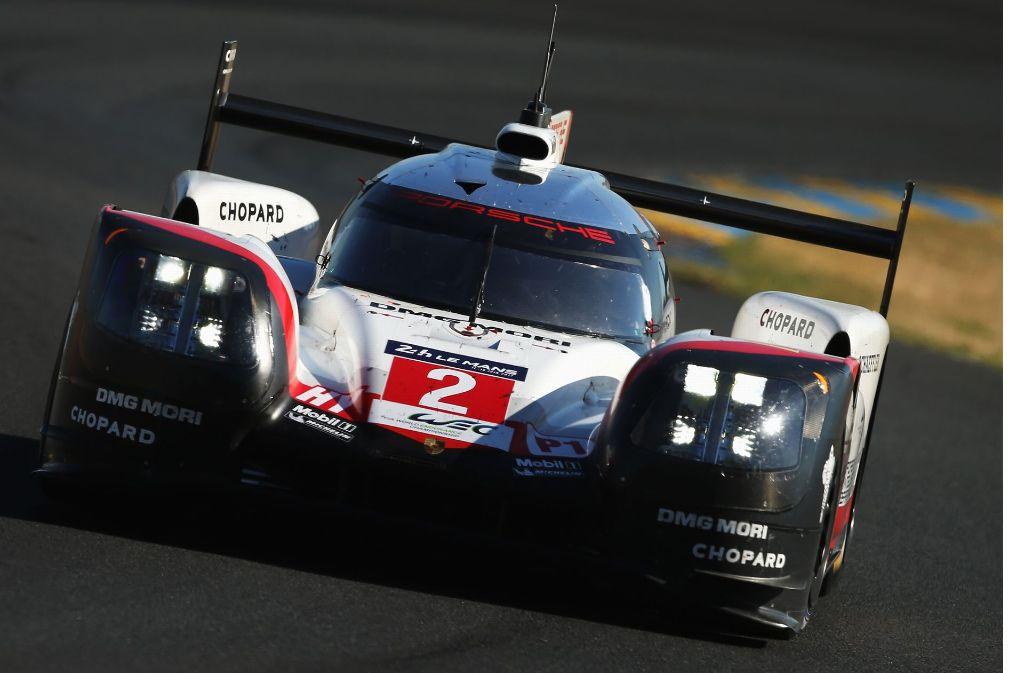 Porsche gehört zu Le Mans wie der Schiri zum Fußball: Die Stuttgarter feierten zuletzt einen Gesamtsieg-Hattrick und sind Rekordgewinner des Klassikers. Foto: Getty