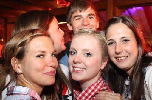 Coole Partyfotos vom Wochenende
