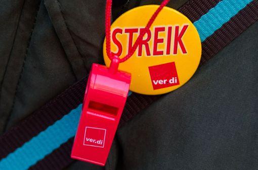 Verdi-Streik in Pforzheim war rechtmäßig