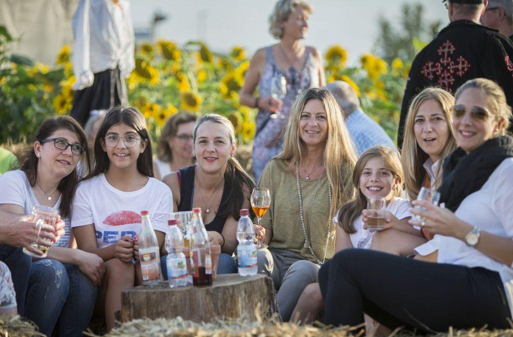 Das Goldgelb-Festival ist ein Fest für die ganze Familie. Foto: Michael Steinert
