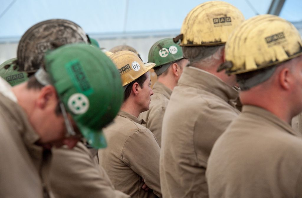 In Polen werden mehrere Bergleute nach einem Erdbeben vermisst. (Symbolbild) Foto: dpa