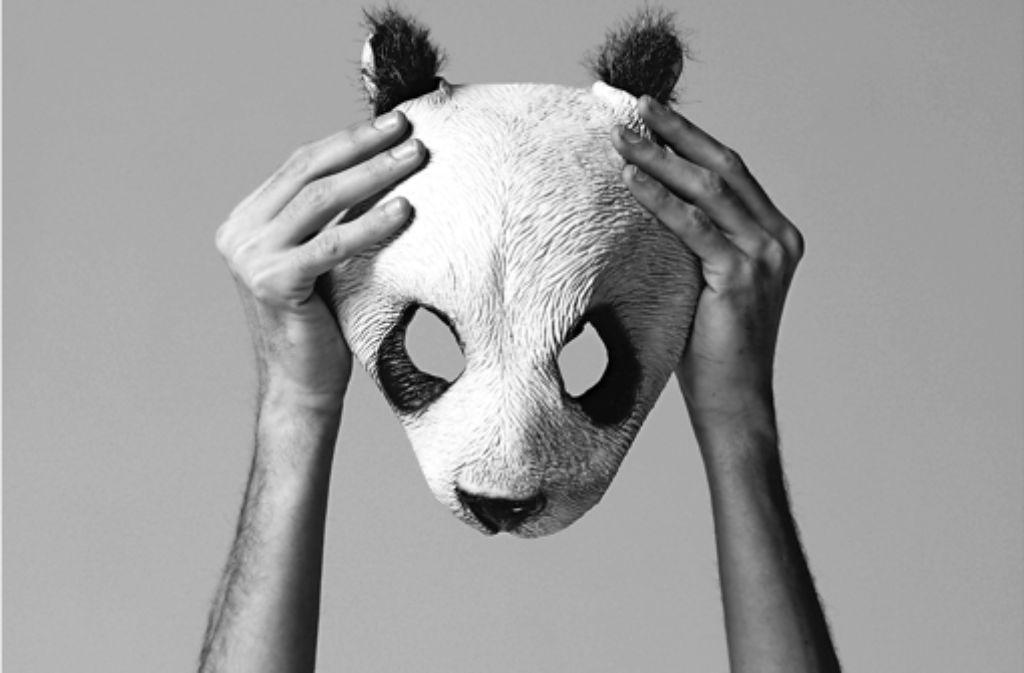 Die Pandamaske steht für in Stuttgart gemachten popmusikalischen Erfolg. Wie man den Nachwuchs fördern kann, darüber diskutiert das Popbüro an drei Abenden. Foto: Chimperator