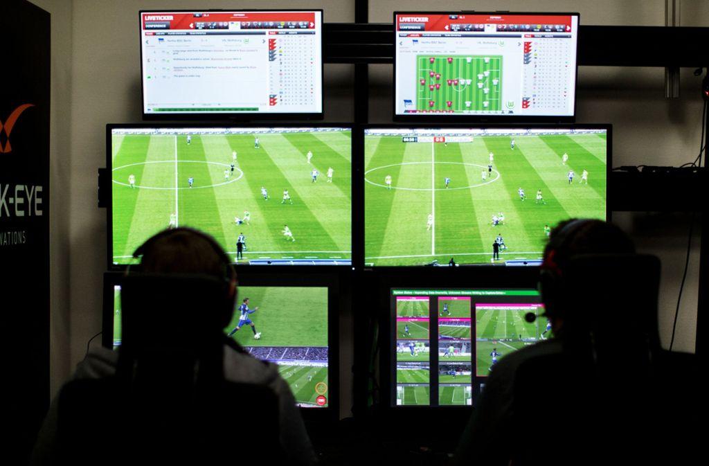 Videobeweis Fußball Bundesliga