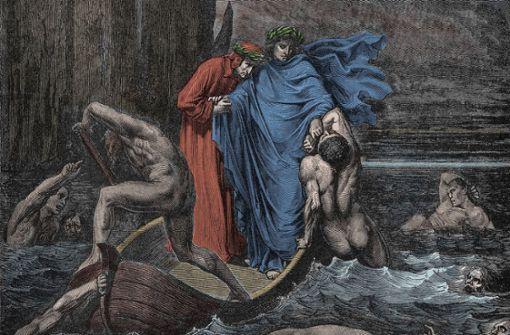 Wenn Sünder rotsehen
