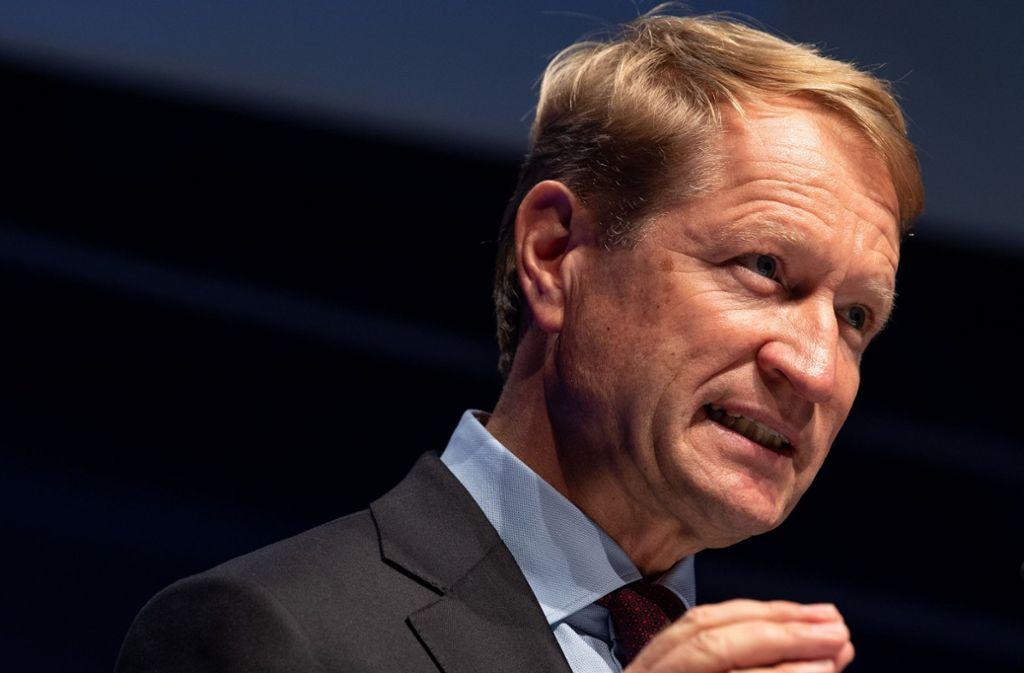 Der ARD-Vorsitzende Ulrich Wilhelm sieht einen höheren Finanzbedarf der öffentlich-rechtlichen Sender. Foto: dpa