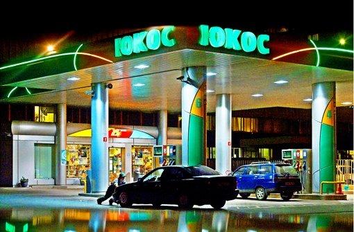 Russland bekommt die Yukos-Quittung
