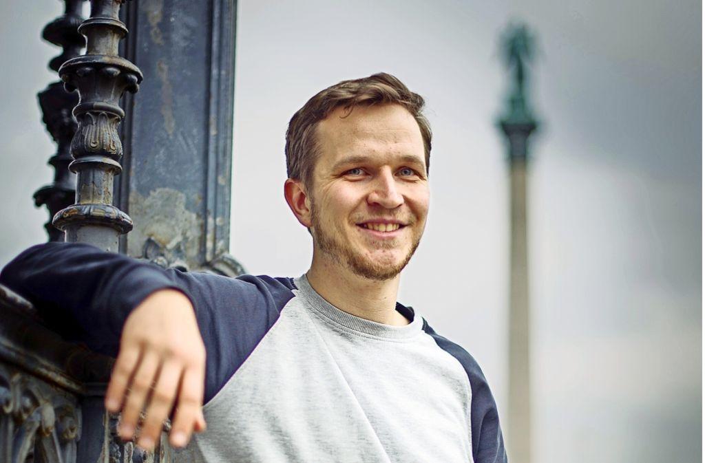 Nik Salsflausen tritt bei den deutschen Meisterschaften an Foto: Lichtgut/Max Kovalenko