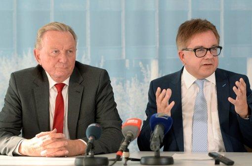 Transitzonen im Landtag umstritten