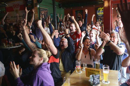 Das bedeutet der Spielplan für VfB-Fans und Kneipen