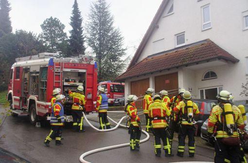 Haus musste evakuiert werden