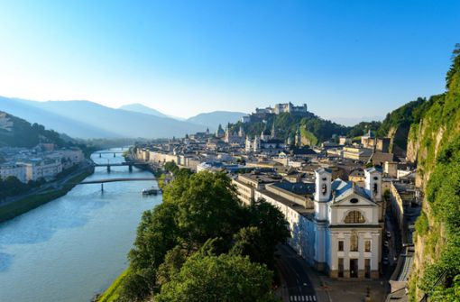 Die süßen Seiten von Salzburg