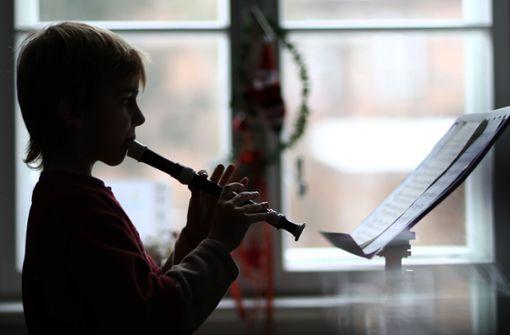 Freie Plätze an der Musikschule