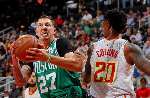 Theis läuft mit den Boston Celtics heiß