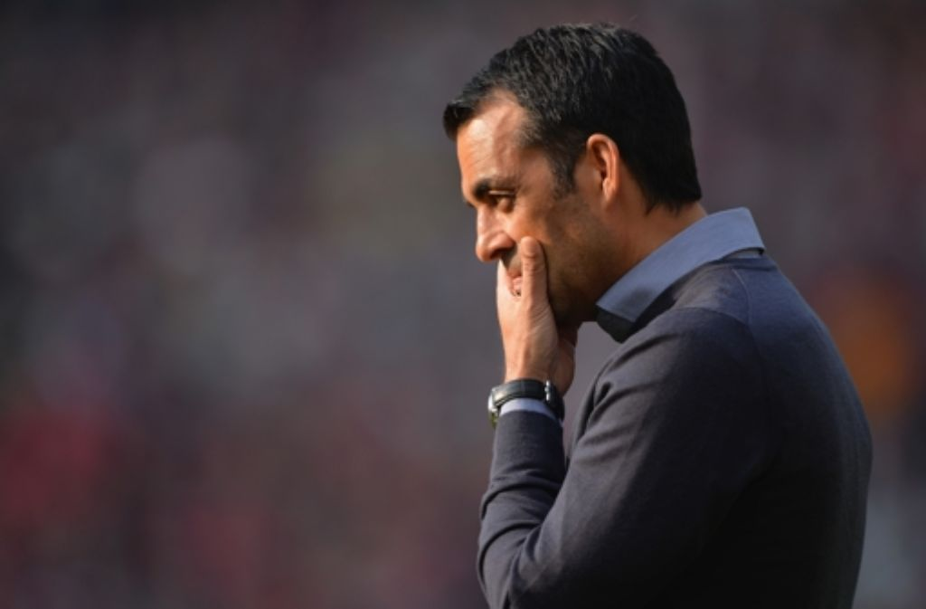 Robin Dutt hat die Vereinsführung des VfB Stuttgart überzeugt. Foto: Getty Images